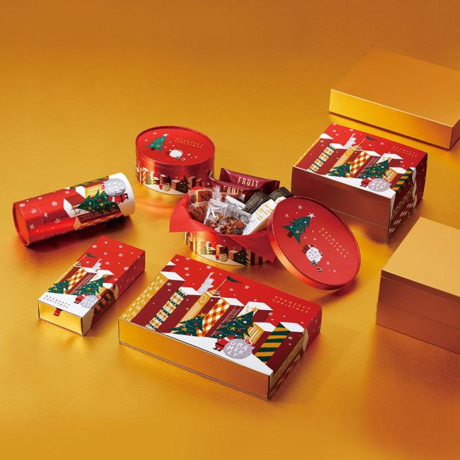クリスマスパッケージ イラストレーション|GRAMERCY NEWYORK(グラマシーニューヨーク)