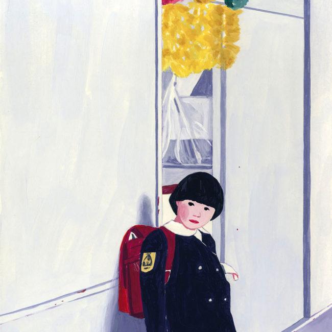 草野碧イラストレーション_ノスタルジック